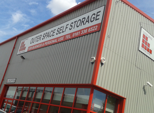 Denton Storage Units
