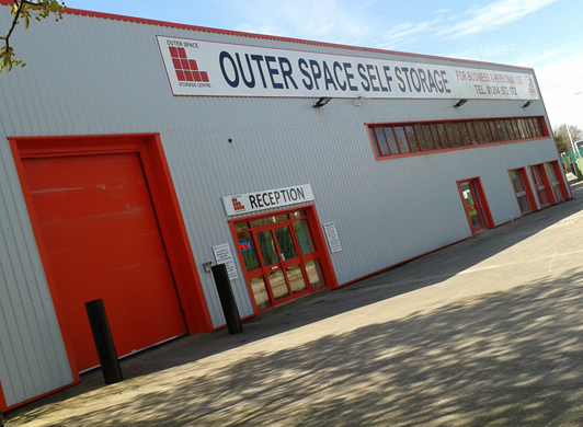 Outer Space Self Storage